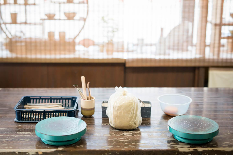蘇嶐窯の取り組み 陶芸教室
